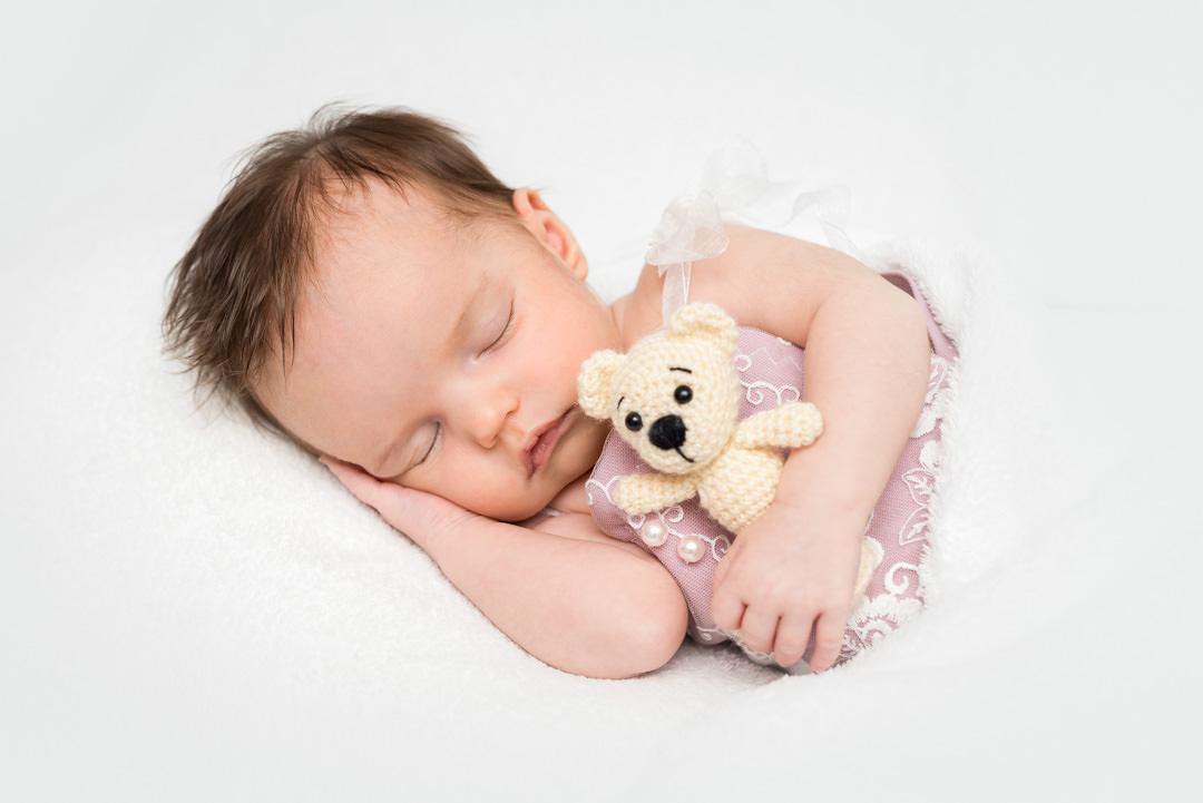 Newborn Shooting Mandy Limbach Neugeborenenfotografie Ingolstadt Babyfotografie