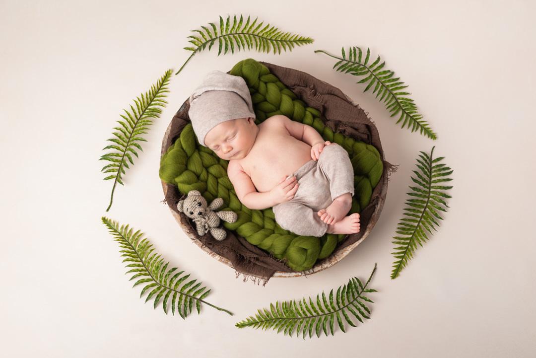 Mandy Limbach Neugeborenenfotografie Ingolstadt Babyfotografie