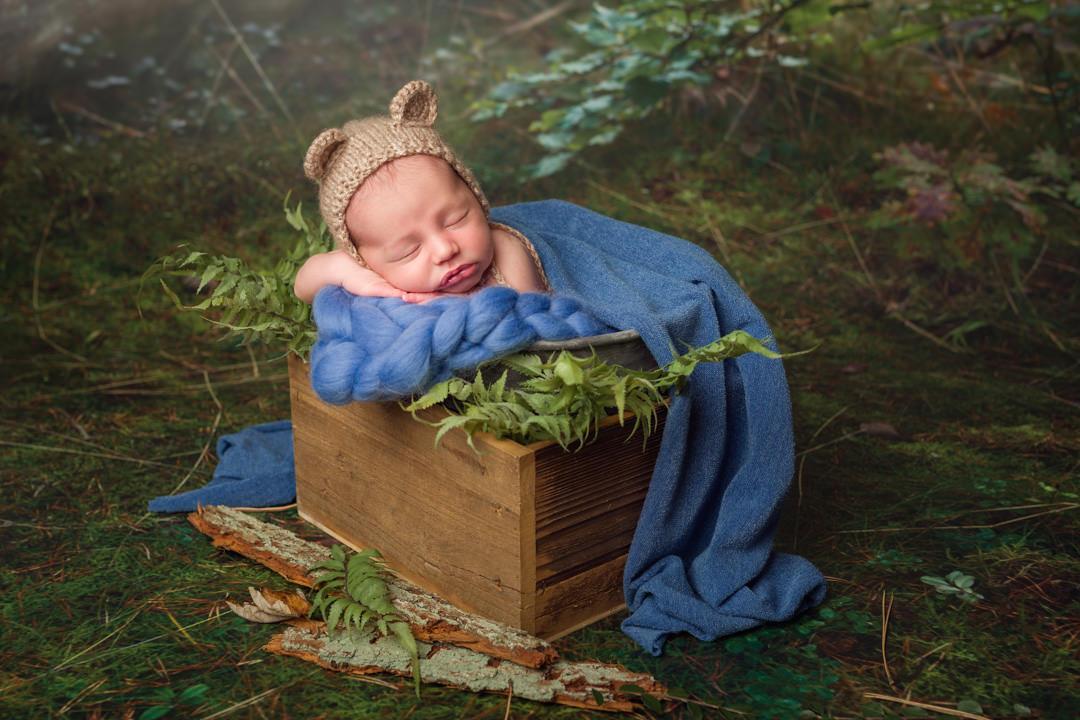 Neugeborenen Fotoshooting Ingolstadt