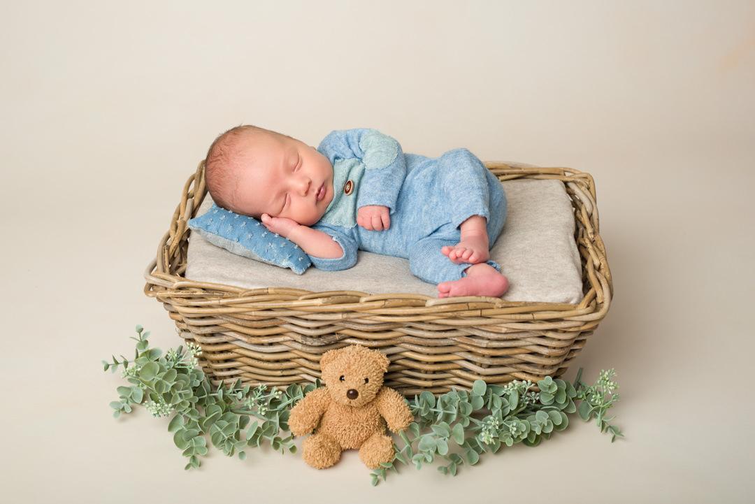 Neugeborenen Fotoshooting Newborn Ingolstadt Mandy Limbach
